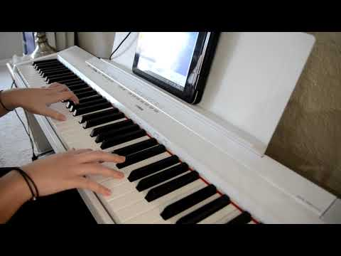 Swedish Garden - Brice Davoli piano cover (Skam France season 3 Soundtrack) + music sheet