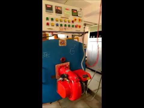 Horizontal Type Steam Generator