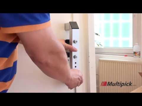 Öffnungswerkzeug Beschlagheber für den Profi Schlüsseldienst von Multipick