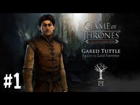 Прохождение Game of Thrones [Эпизод 1]: Iron From Ice #1