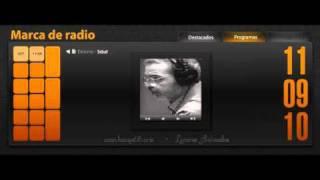 Eduardo Aliverti Salud Editorial  11092010 Audio Marca De Radio
