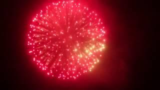 群馬県利根郡川場花火大会2016