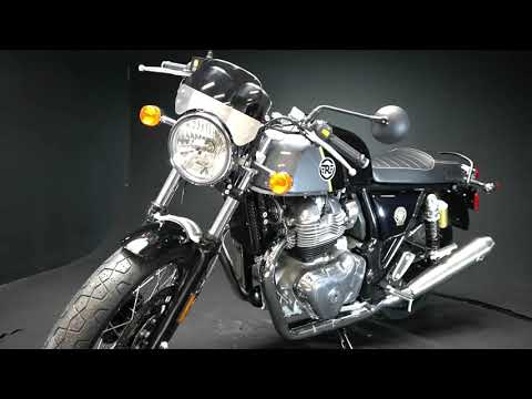 2021 Royal Enfield Continental GT 650 in De Pere, Wisconsin - Video 1