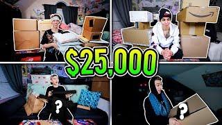 $25,000 RARE Streetwear & Designer Haul (INSANE UNBOXING)