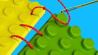 15 Old Toys Hacks And Craft Ideas