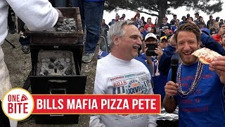 Barstool Pizza Review - Bills Mafia Pizza Pete (Buffalo)