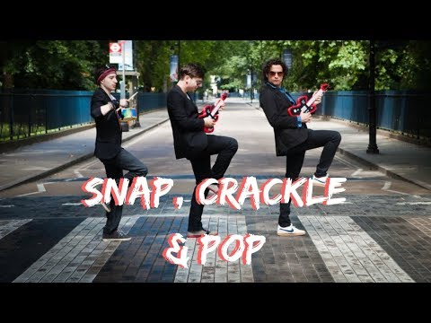 Snap, Crackle & Pop Video