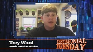 Review: Ward's Wrecker Service
