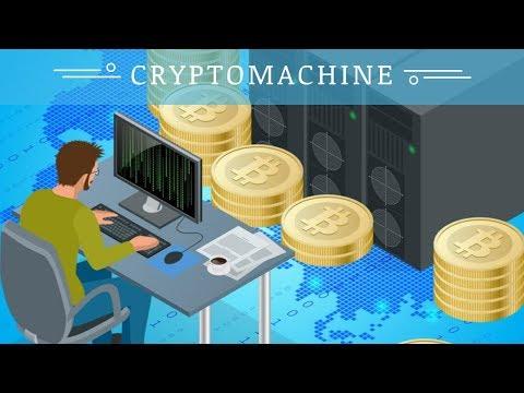 Сryptomashine.biz отзывы 2018, mmgp, обзор, баунти, депозит 30 USD