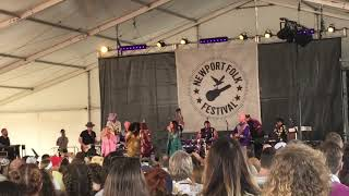 The Highwomen   Redesigning Women At Newport Folk Festival