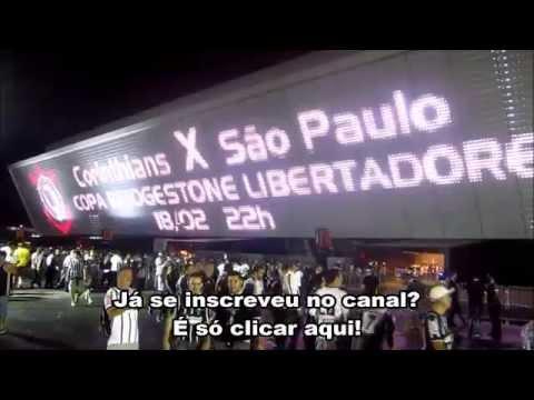 Veja a expectativa da Fiel antes dos jogos e o super telão da Arena Corinthians