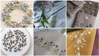 Very Attractive Brazilian Hand Embroidery Designs Patterns For Everything