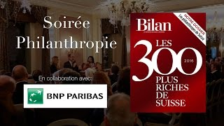 Comment évolue la philanthropie en 2016? Video Preview Image