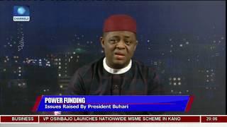 16Billion Power Projects: Femi Fani-Kayode Reacts To Buhari's Question Pt.1 |Politics Today|