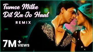 Tumse Milke Dilka Jo Haal Remix Dj Aftab & Baichun I Sharukh Khan I Tatwarth Visuals