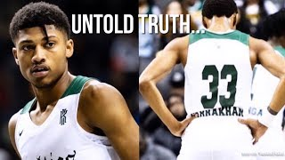 The Untold Truth About Noah Farrakhan...