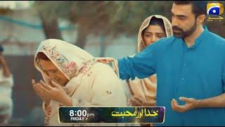 Khuda Aur Mohabbat New Episode 31 Friday at 8:00 PM