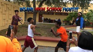 Biggest High School Fight Of 2019!!!