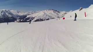 preview picture of video 'Hintertux 2014'