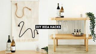 DIY IKEA HACKS 2020! CHEAP FURNITURE + DECOR IDEAS!