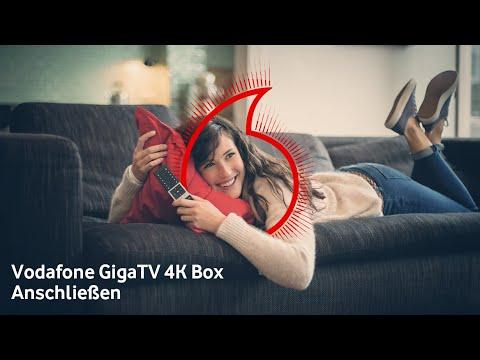 GigaTV Cable Box - Anschließen