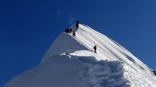 preview picture of video 'Summit Island Peak, Nepal-Episode 63'