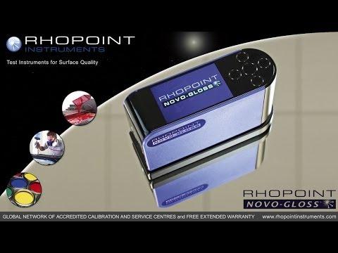 Glossmeter Novo-Gloss 60 Deg