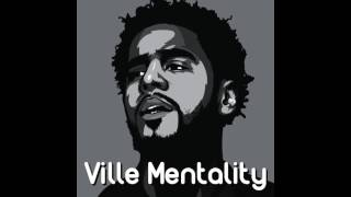 J Cole - Ville Mentality [LYRICS HQ]