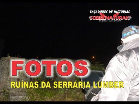 FOTOS - AS RUÍNAS DA SERRARIA LUMBER