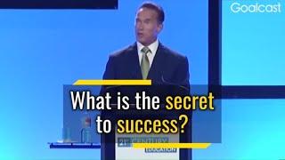 These Are Arnold Schwarzenegger's 5 Rules for Success | Motivational Speech | Goalcast