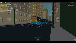 MaBSTOA: Port Authority Terminal bound 2019 Novabus LFSA M34A +SBS+ [#5581] @ 8th Ave-W 34th St