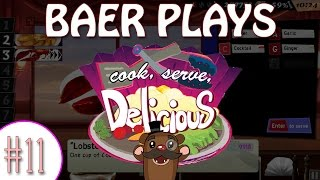 Let's Play Cook, Serve, Delicious! (Pt. 11) - Angry Salad