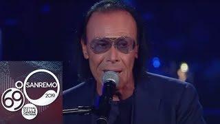 """Sanremo 2019 - Antonello Venditti e Claudio Baglioni cantano """"Notte prima degli esami"""""""