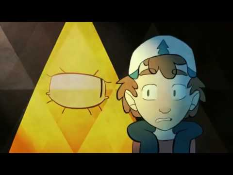 【AMV】- Gravity Falls - My Demons - Starset