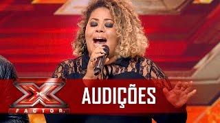 Priscila Se Destacou Entre Os Irmãos   X Factor BR
