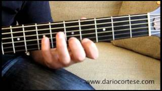 Alan Jackson - I Don't Even Know Your Name Part 2 of 3 (Country Guitar Lesson)