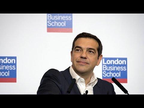 A. Tσίπρας: Η Ελλάδα είναι έτοιμη να σταθεί ξανά στα δικά της πόδια…
