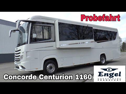 Probefahrt Concorde Centurion 1160
