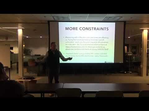 Video from AWS Portsmouth User Group