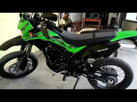 New kawasaki D Tracker