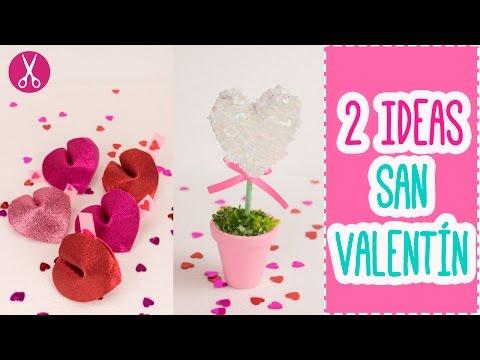 3 Ideas para Regalar el 14 de Febrero | 3 Tarjetas Fáciles ...