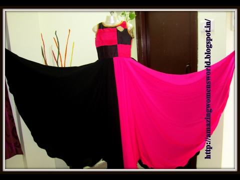 How to  make 8 Panels ANARKALI Full Flared Floor Length Umbrella Cut/GHERA GOWN * PART - 2*