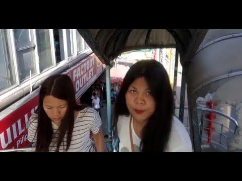 Cebu City Street Walk: Fuente Circle Capitol Site Philippines ✅