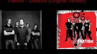 Faktion - Distance (Original Version)