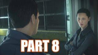 Battlefield Hardline Gameplay Walkthrough Part 8 - STEALTH NINJA | BFH PS4 Walkthrough