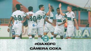 #CIAxCFC - Câmera Coxa