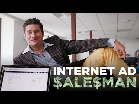 Cílený internetový prodejce - College Humor