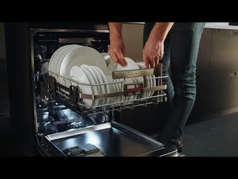 AEG Built In 60 Cm Dishwasher Fully FSE83837P - Fully Integrated Video 3