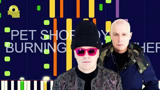 "Pet Shop Boys   BURNING THE HEATHER (PRO MIDI REMAKE)   ""in The Style Of"""