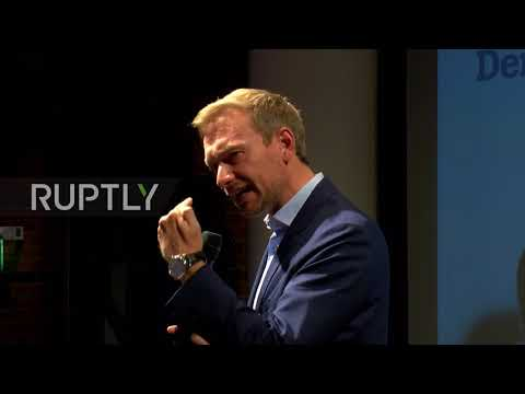 Germany: FDP only 'responsible' choice for third place - Christian Lindner